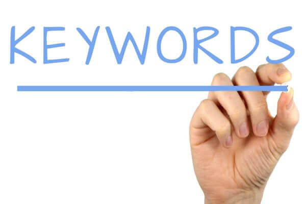 Javajan. Com fem els informes de paraules clau a Javajan?
