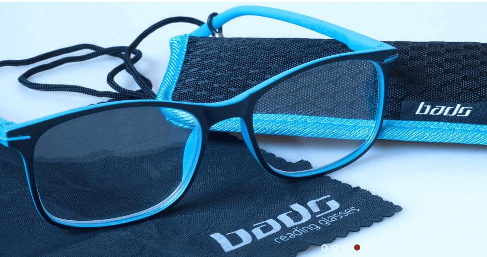 Nova web per la marca d'ulleres Bads