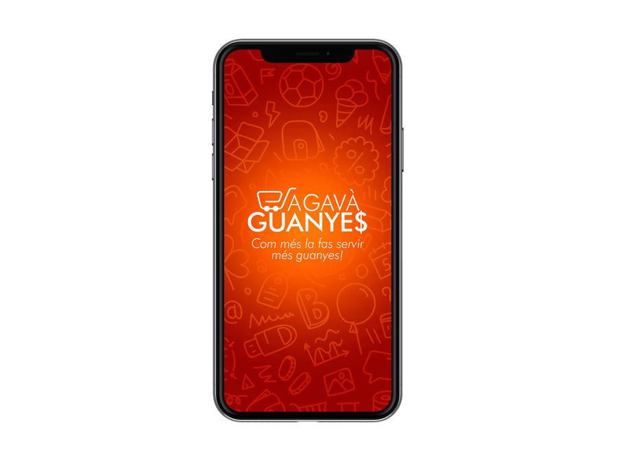 Creació de l'App per la Unió de Botiguers de Gavà