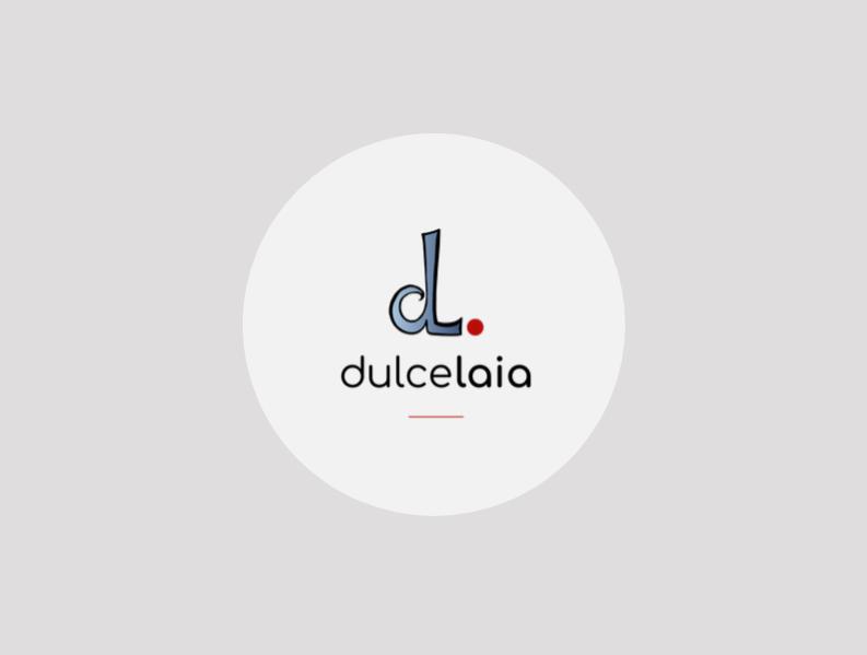 Creació d'una pàgina web d'artista Dulcelaia