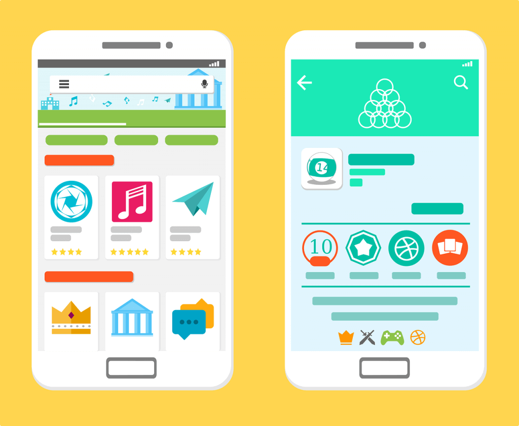 Javajan. Google Play es renova actualitzant el format de les Apps