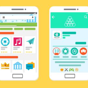 Google Play es renova actualitzant el format de les Apps