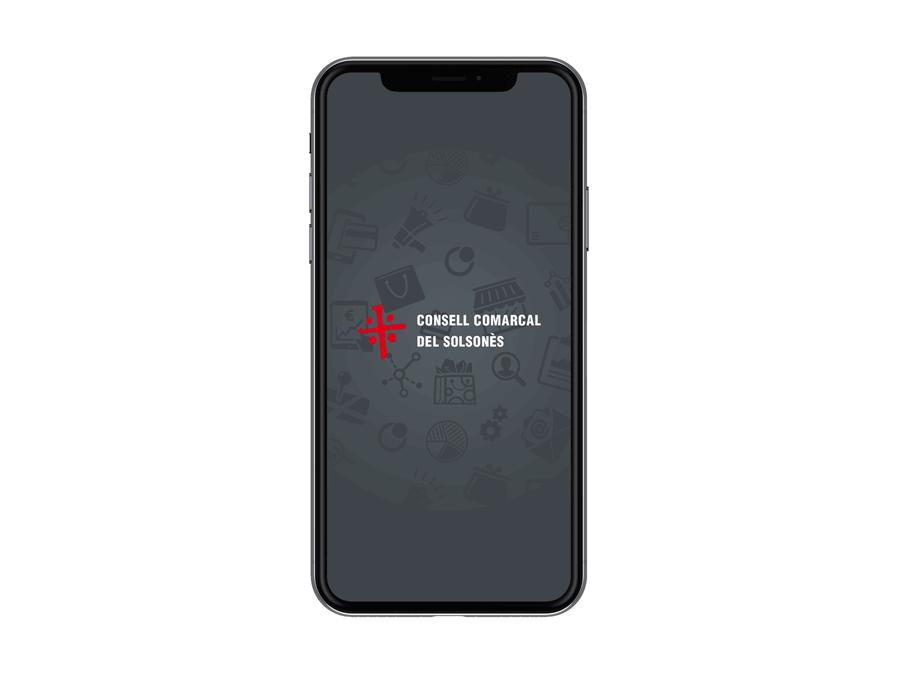 Creació d'una App pel Consell Comarcal del Solsonès