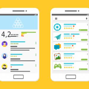 Futura actualització a l'algoritme de Google Play Store