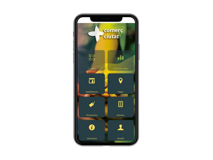 Creació d'una App per l'Associació de comerciants de Ripollet