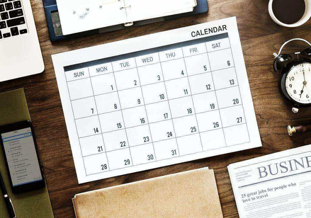 Javajan. Tips per crear un bon calendari editorial