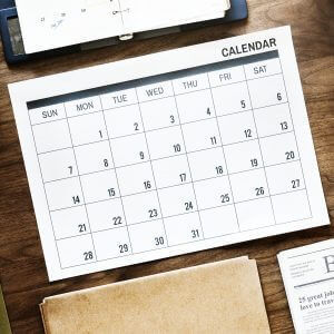 Tips per crear un bon calendari editorial