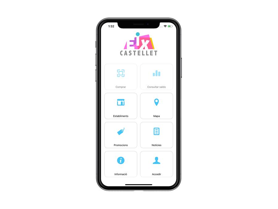 Creació d'una App per Sant Vicenç de Castellet