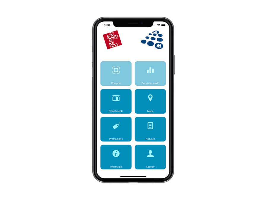 Creació d'una App per Montgat i Tiana