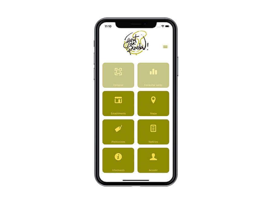 Creació d'una App per Pineda de Mar