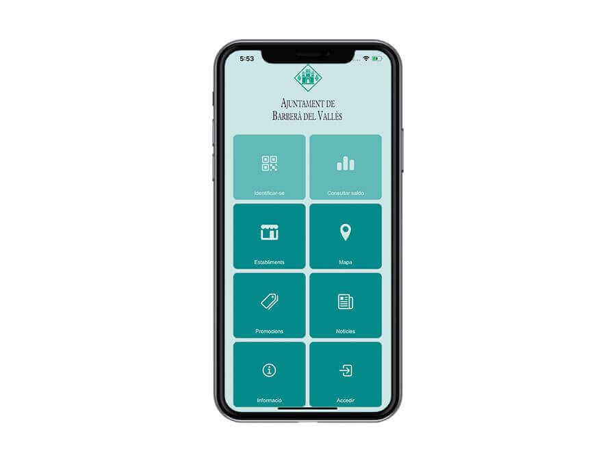 Creació d'una App per Barberà del Vallès