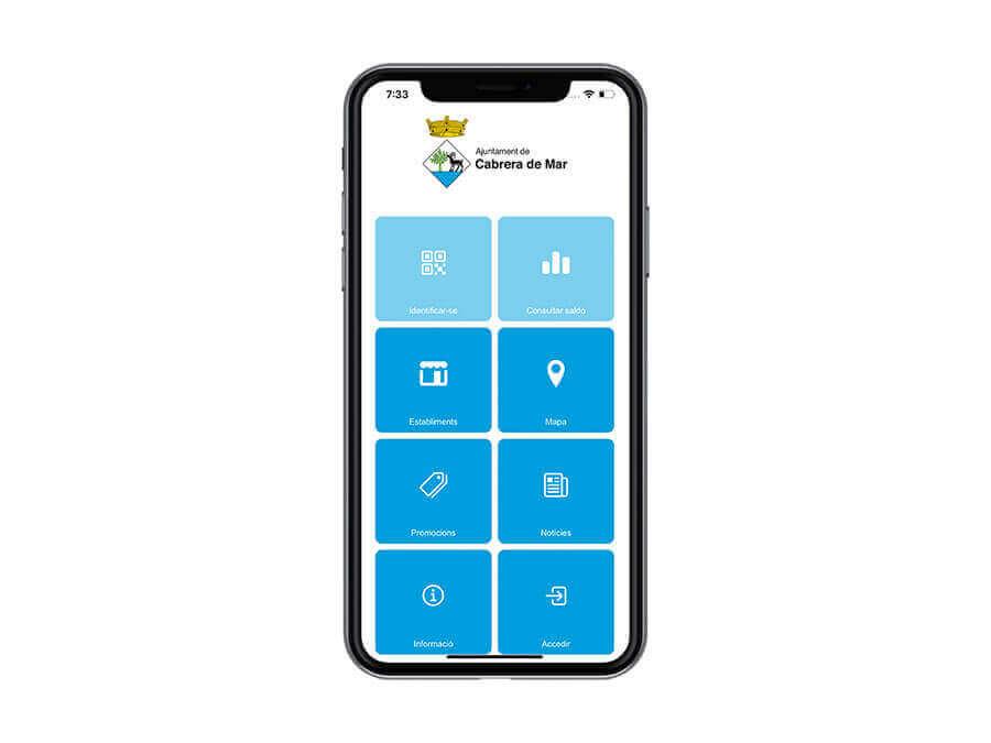 Creació d'una App per Cabrera de Mar