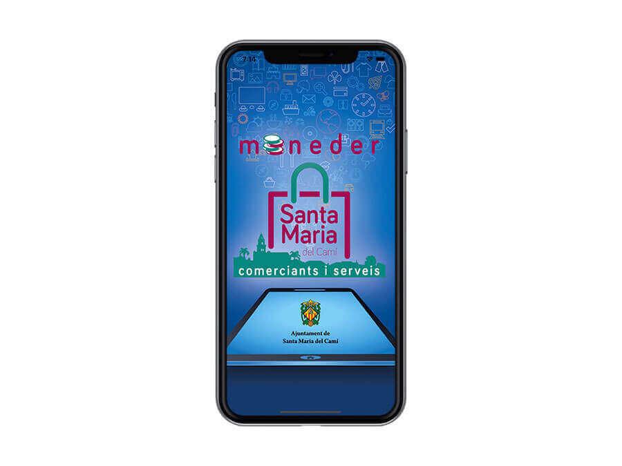 Creació d'una App per Santa Maria del Camí