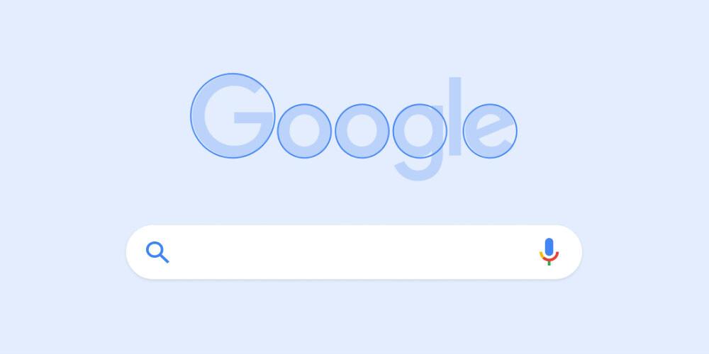 Javajan. Google redissenya el seu cercador per a dispositius mòbils